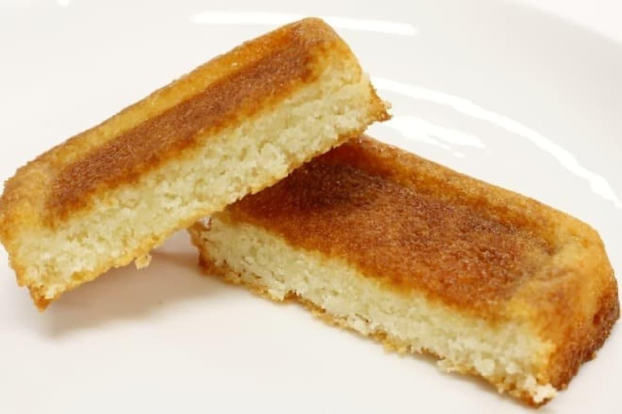 発酵バターの芳醇な味わいにうっとり