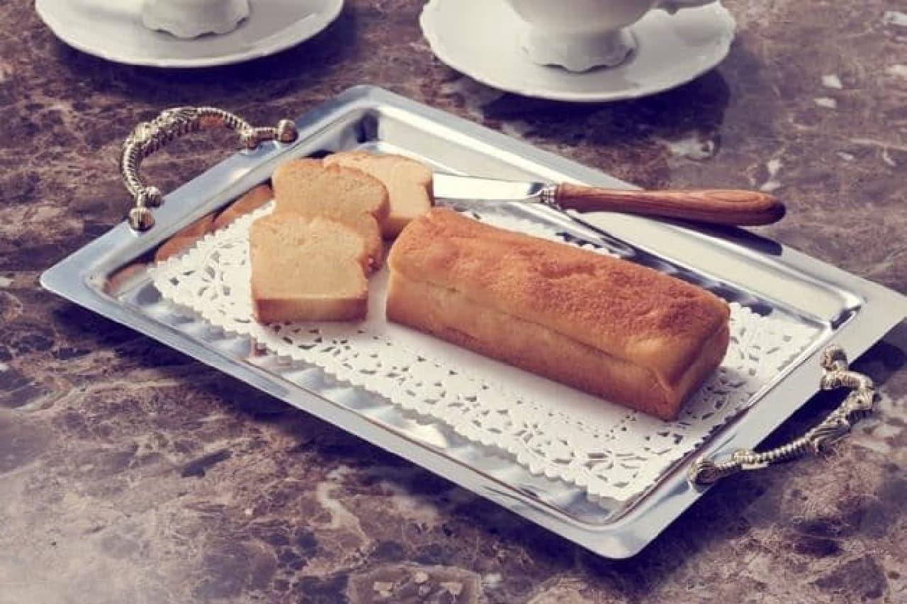 北海道バターを使った「バターハワイアンケーキ」
