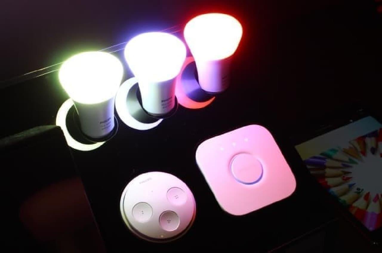 スマート照明「Philips Hue」がさらに進化!