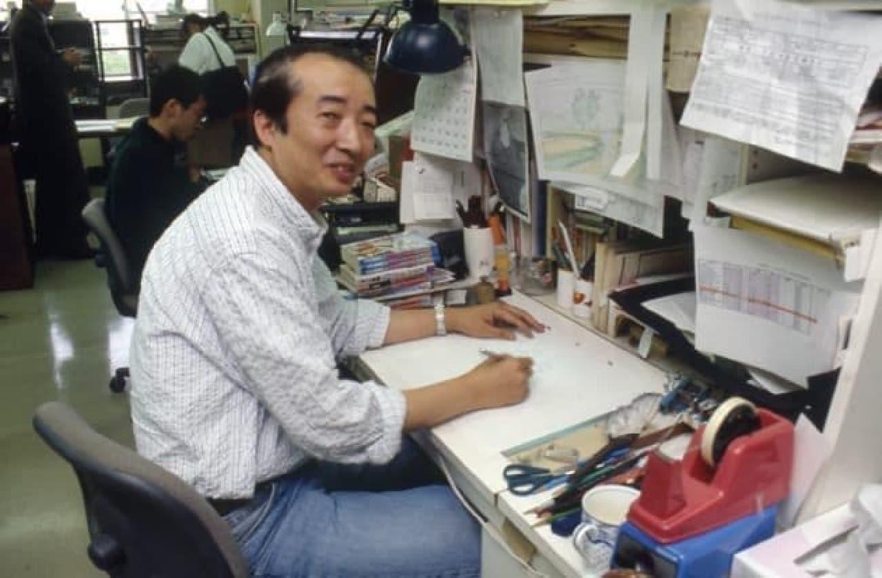 近藤喜文氏