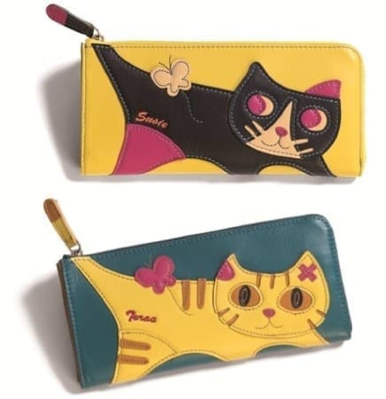 トラエとスージーのL字ファスナー財布 1万5,000円