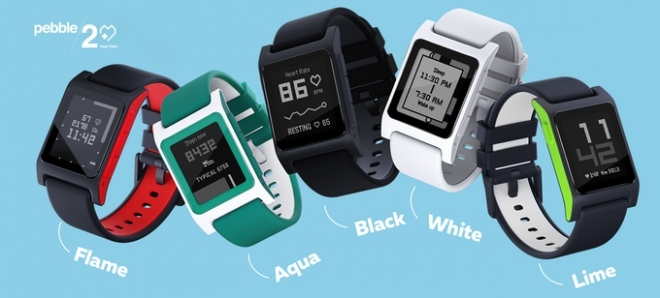 Pebble 2 Color Variations