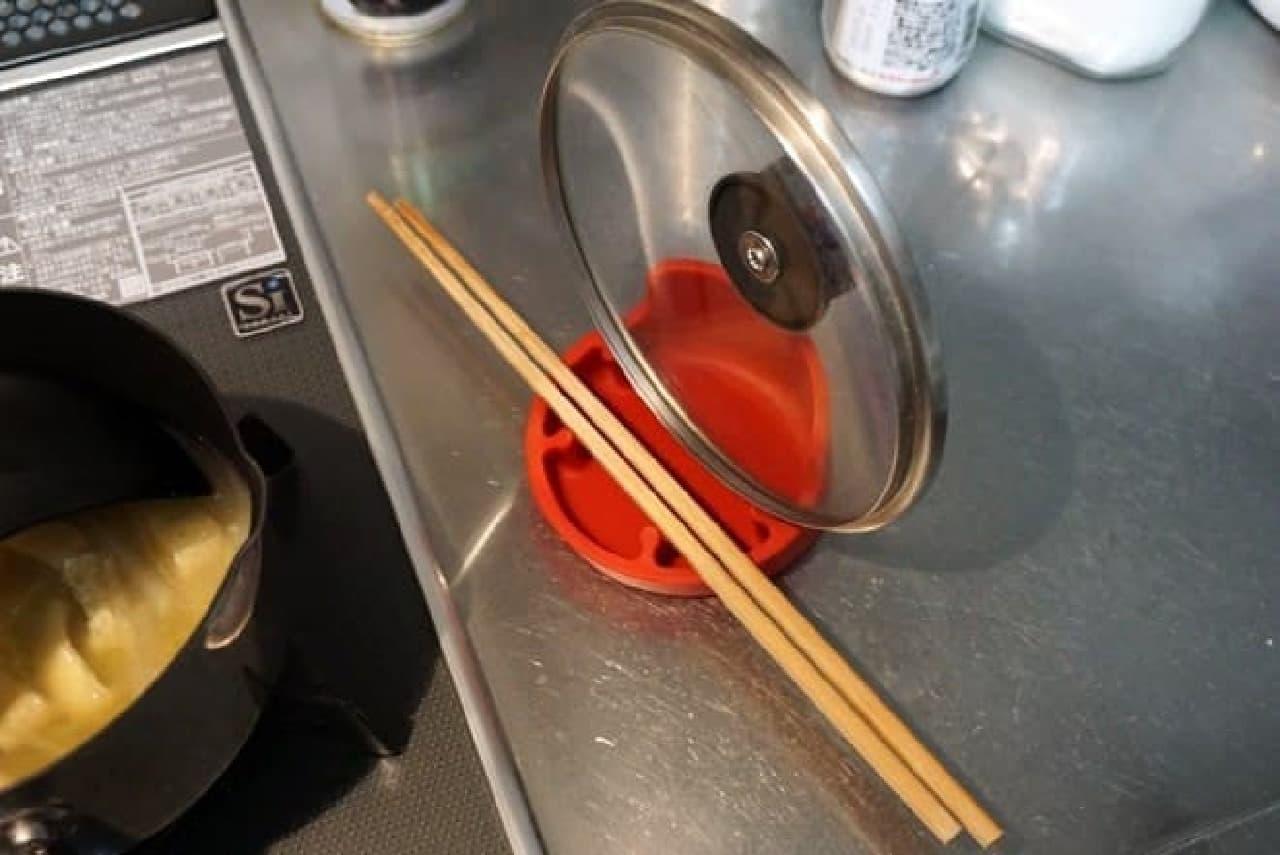 菜箸もこのとおり