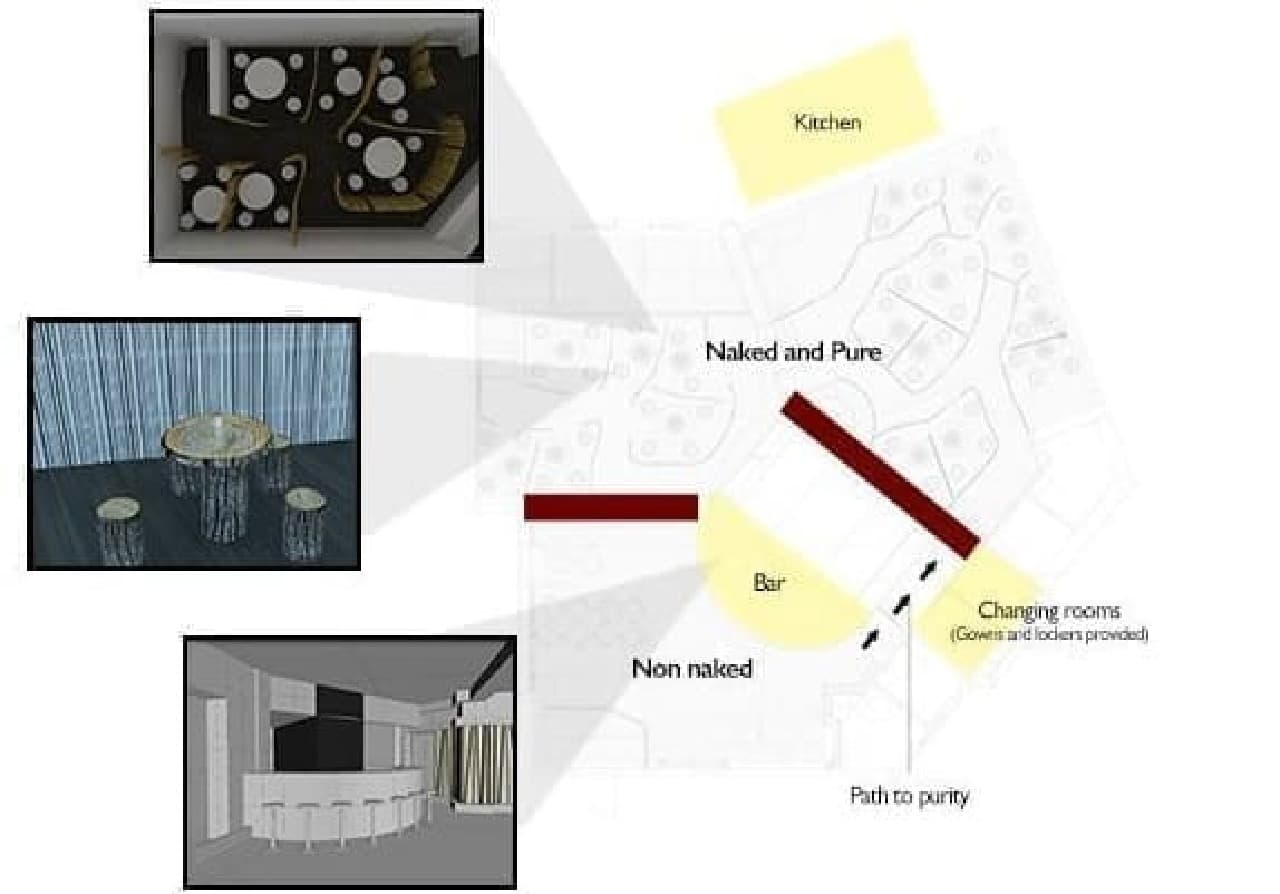 「The Bunyadi」内部の構造