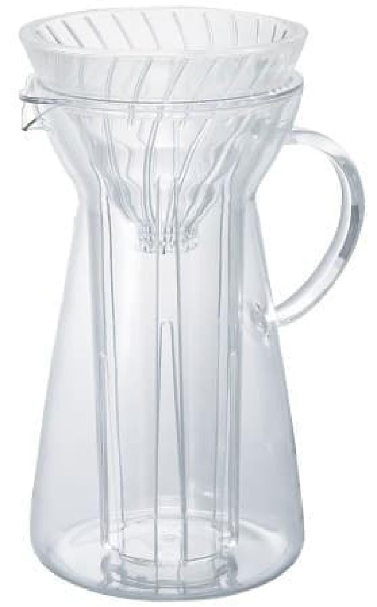 「V60 グラス アイスコーヒーメーカー」