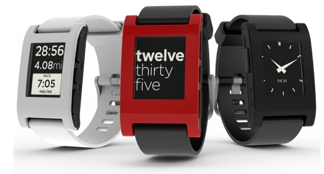 Pebble Original Versions