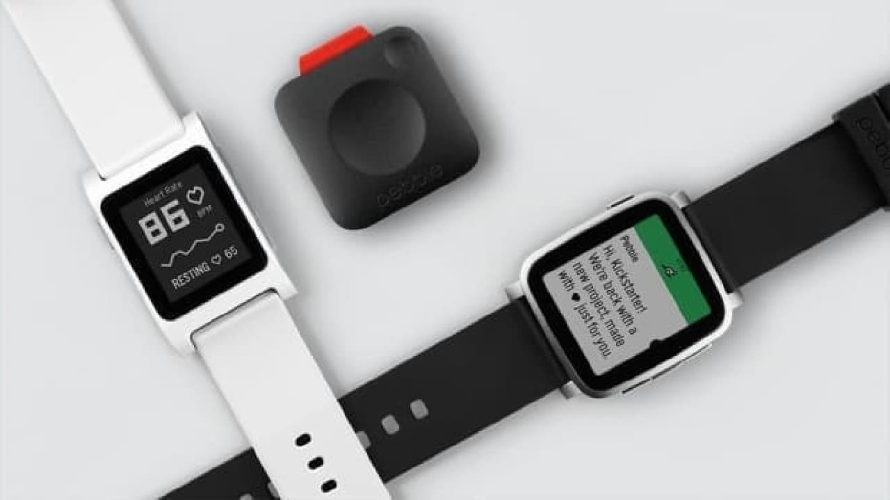 「Pebble 2」「Pebble Time 2」「Pebble Core」