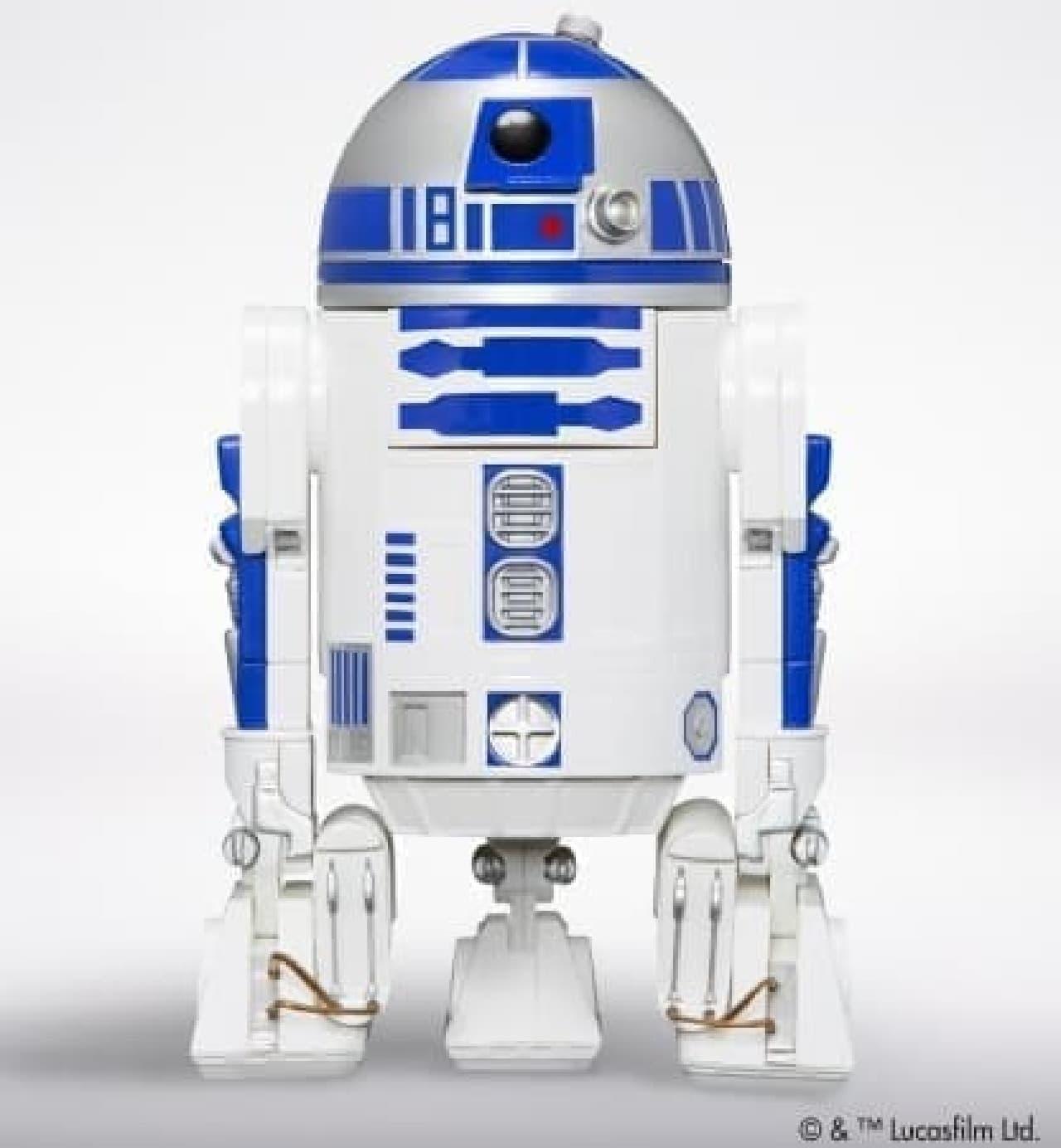 「スター・ウォーズ ネーム印スタンド R2-D2」