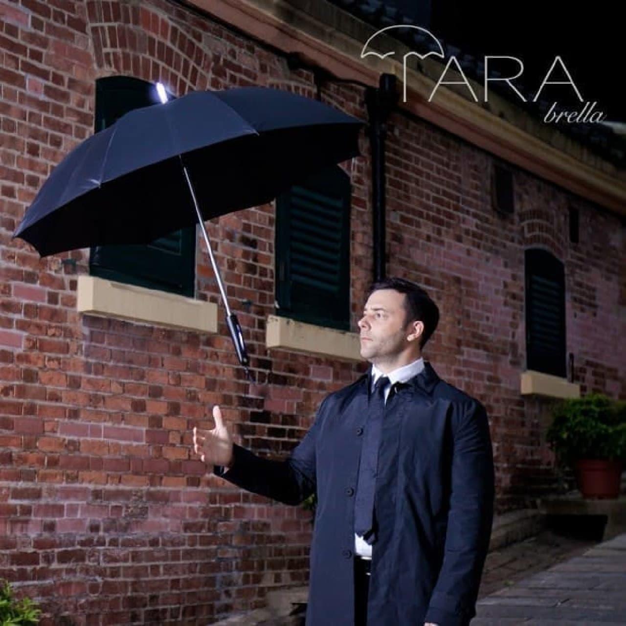 「TARAbrella」プロモーション画像