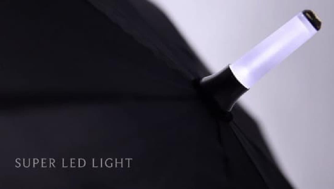 「LEDヘッドライト」はクルマのドライバーからの夜間の視認性を高める