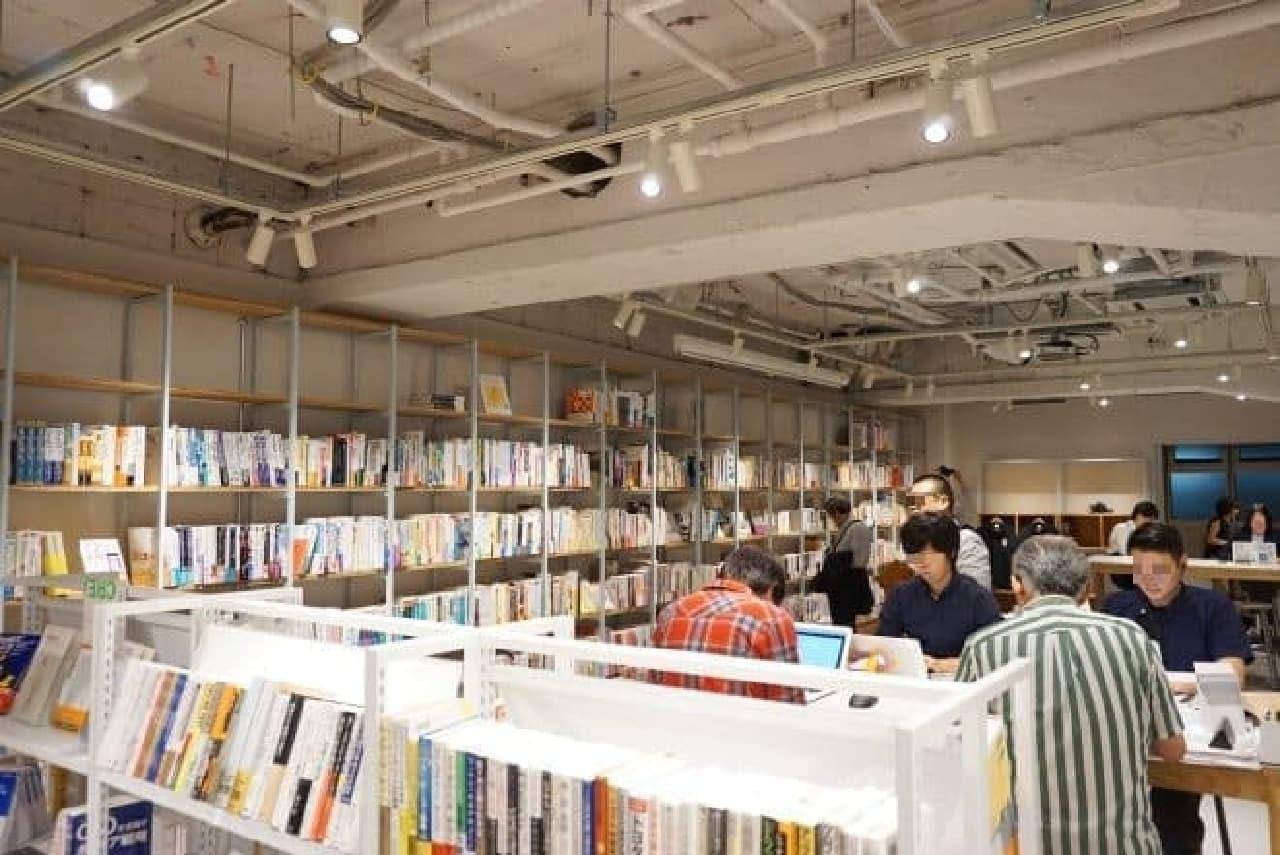 東京・渋谷に「BOOK LAB TOKYO(ブックラボトーキョー)」