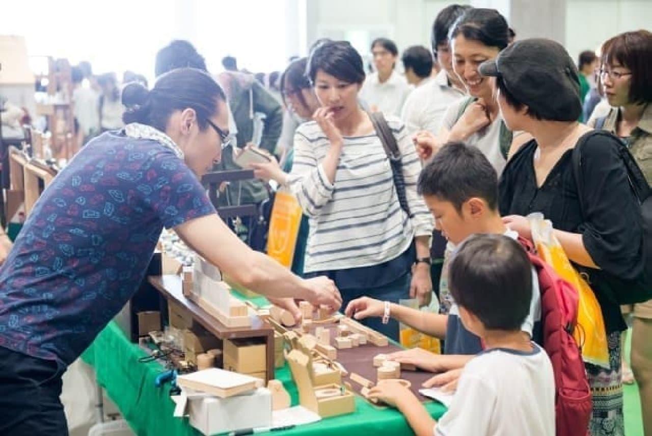 「Creema」主催「HandMade In Japan Fes 2016」