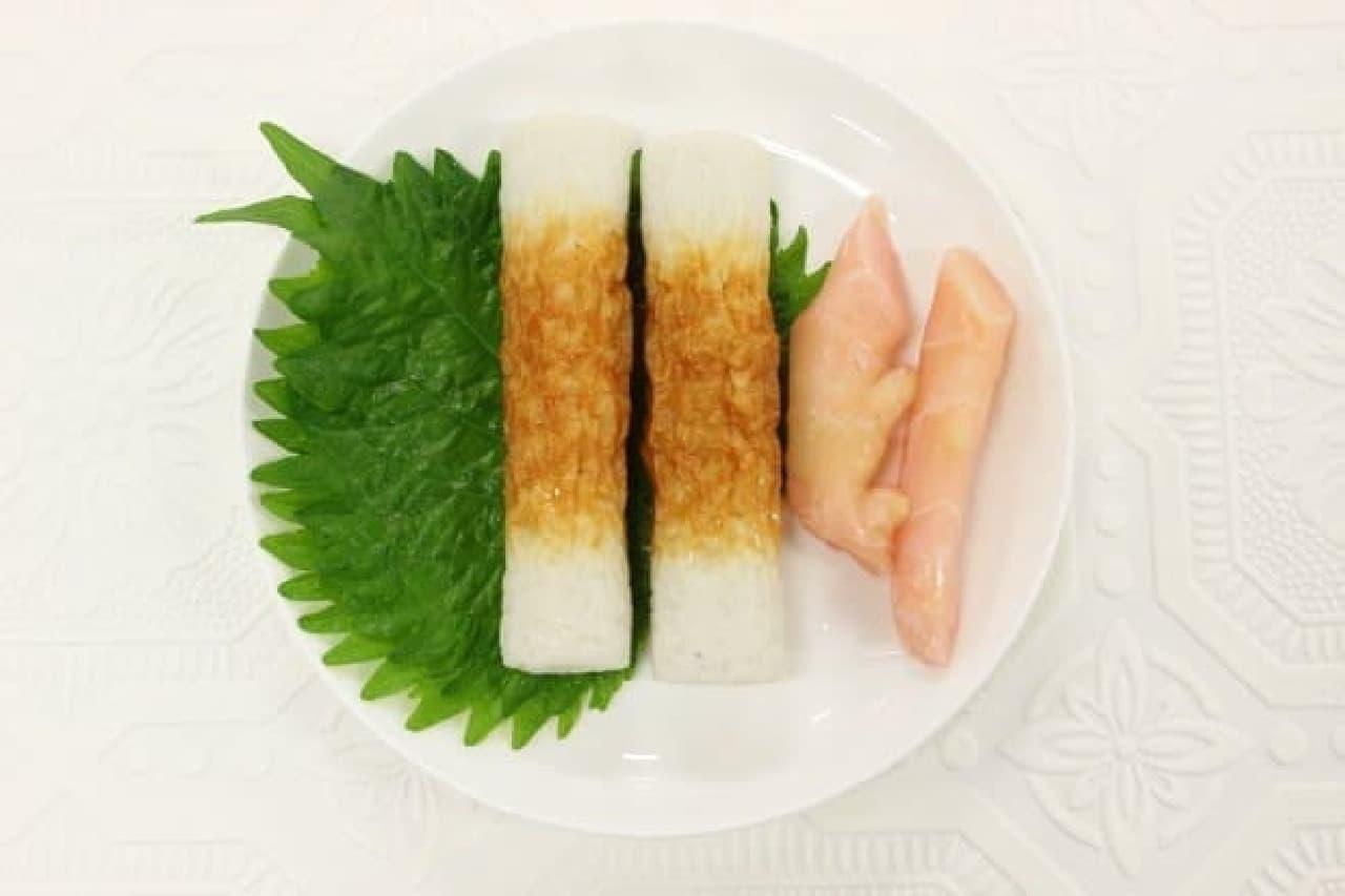 岩下の新生姜レシピ