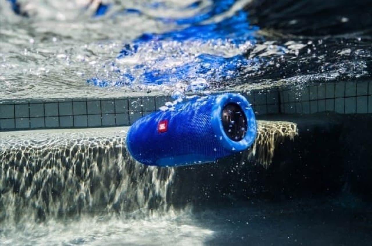JBL Bluetooth対応防水スピーカー「CLIP2」