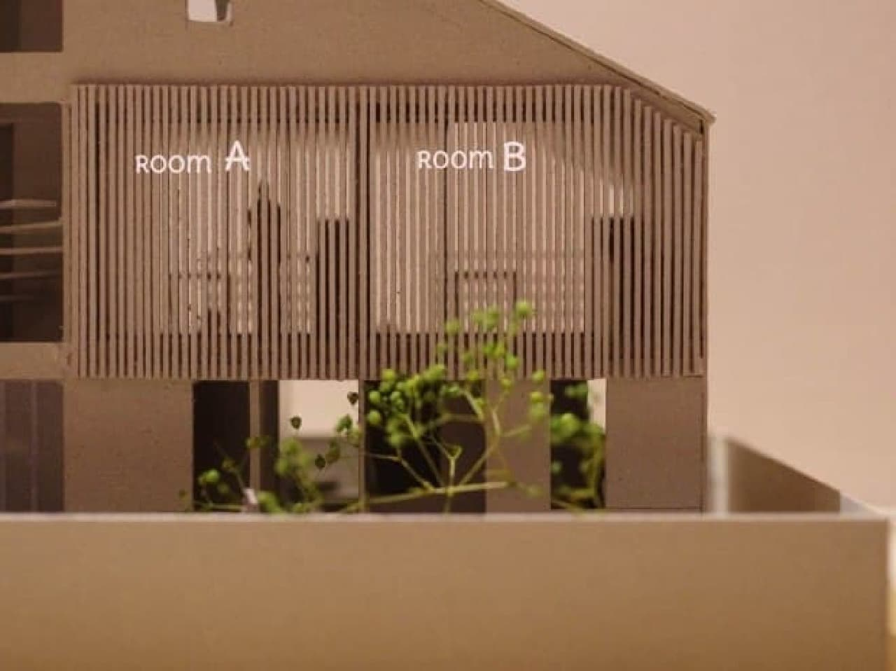 ネコ歓迎の賃貸住宅「お部屋A・B」