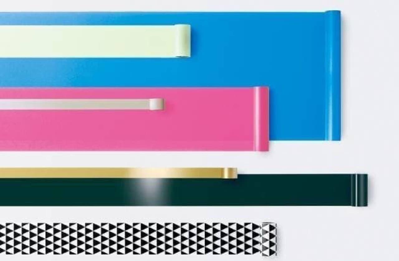 ニトムズ空間装飾テープ「HARU stuck-on design;」
