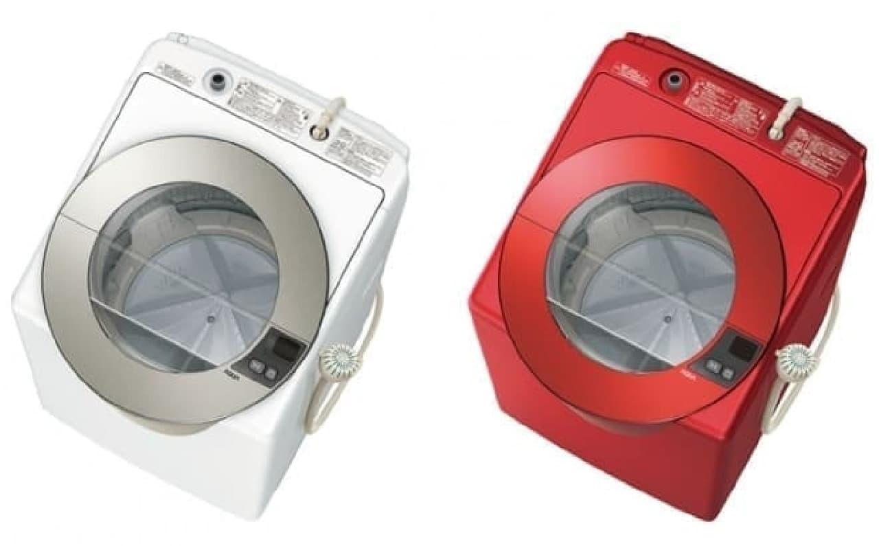 AQUA全自動洗濯機「SLASH(スラッシュ)」