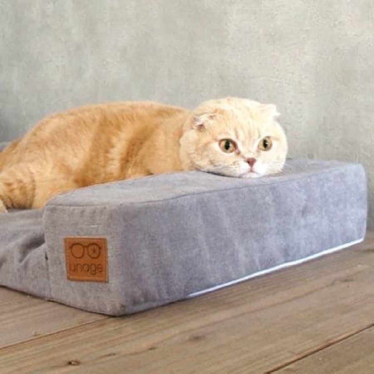 「iDog&iCat」シニアペット向け介護ベッド
