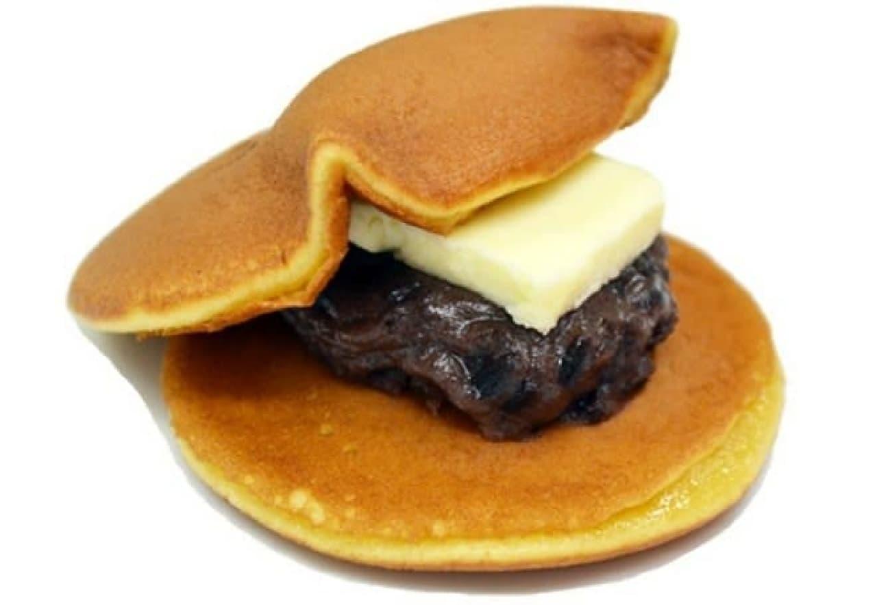 たまあん博多マルイ販売メニュー例:だいにゃごんバター