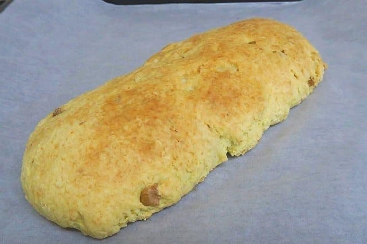 チーズビスコッティの作り方