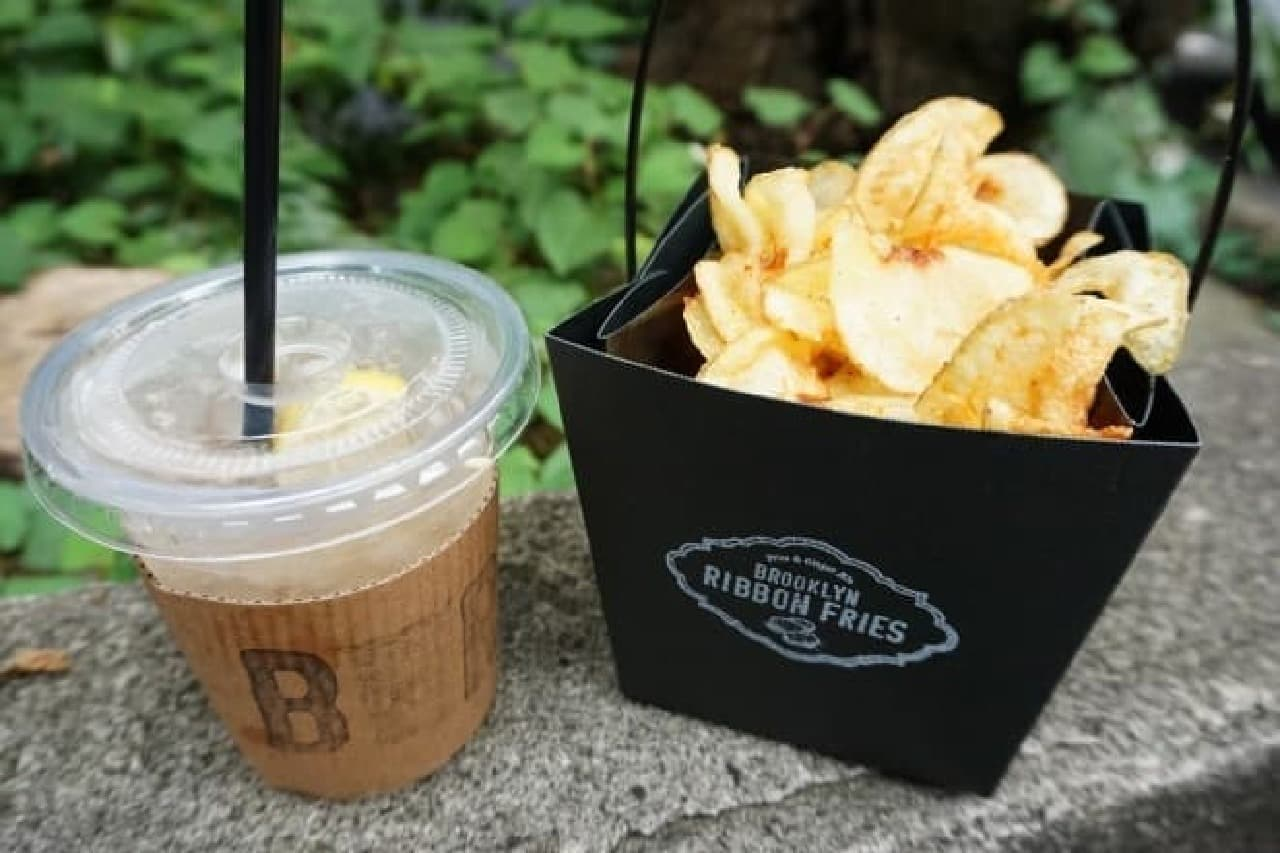 「Brooklyn Ribbon Fries」原宿店