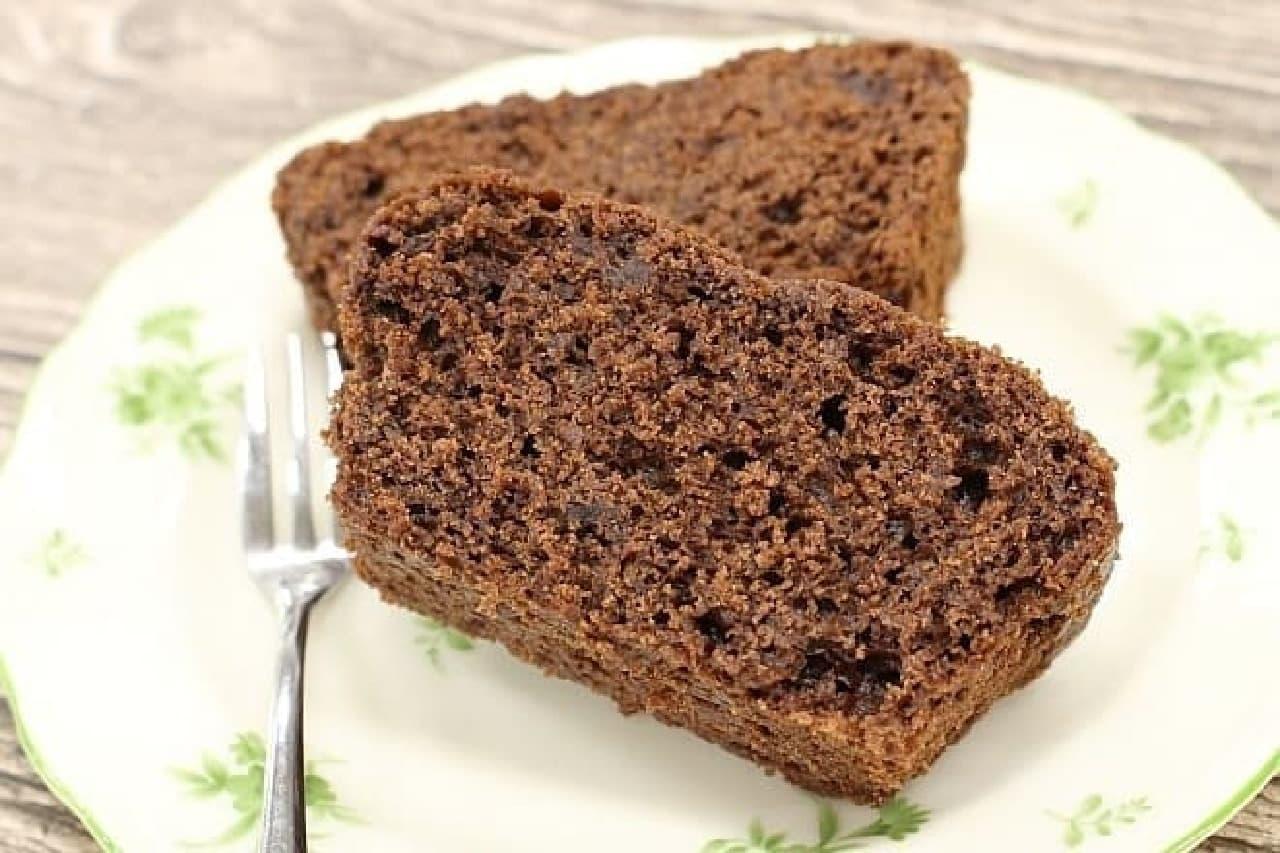 マヨネーズ入りチョコレートケーキ