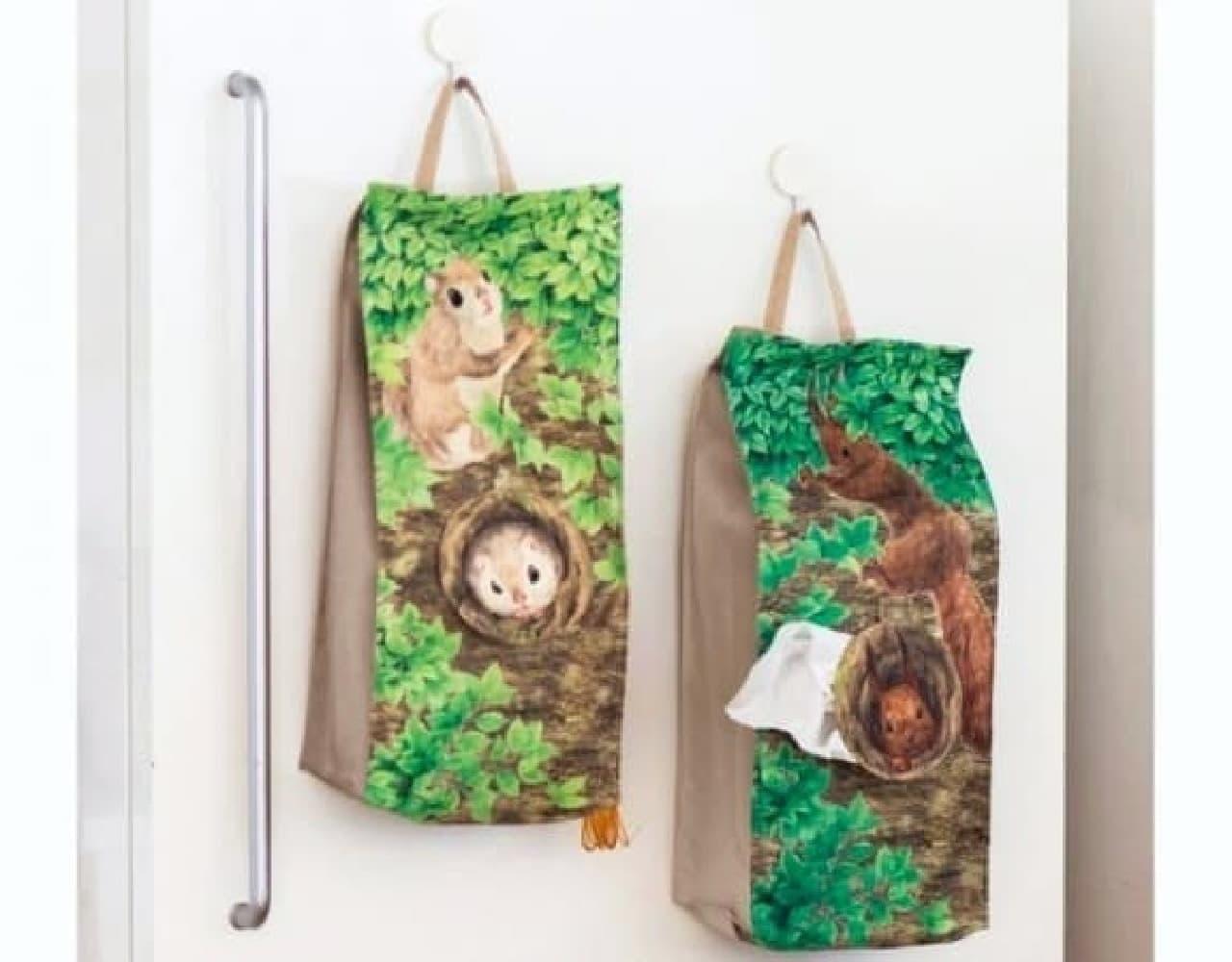 「YOU+MORE![ユーモア]」キッチンを森にする雑貨