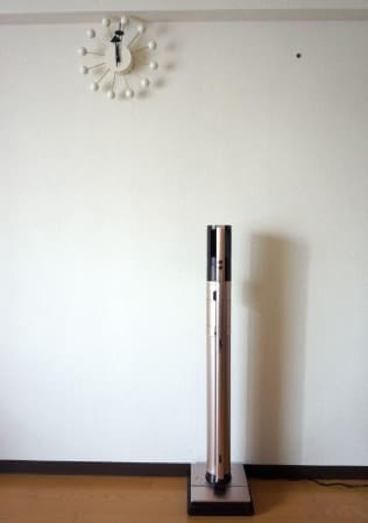 三菱電機コードレススティッククリーナー「iNSTICK(インスティック)」