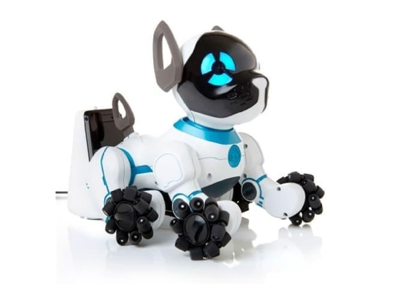 子犬型ロボット「Meet CHiP(ミート・チップ)」