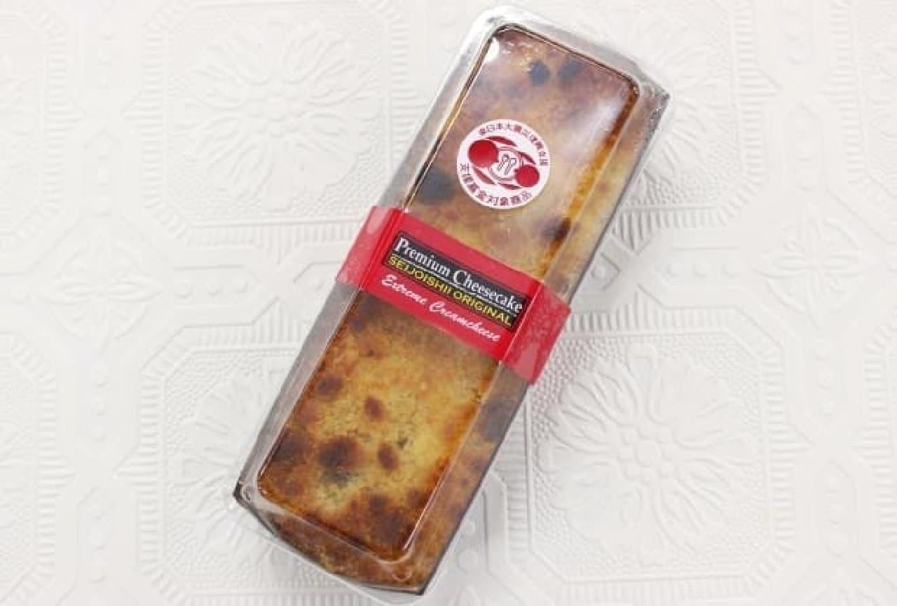 成城石井「糖類off!プレミアムチーズケーキライト」