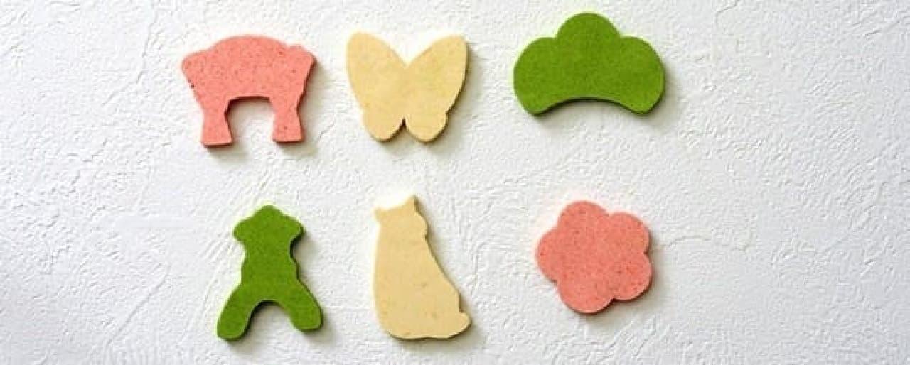 「落雁ショコラ 金澤さんぽ」が「洋菓子工房ぶどうの木」で販売開始