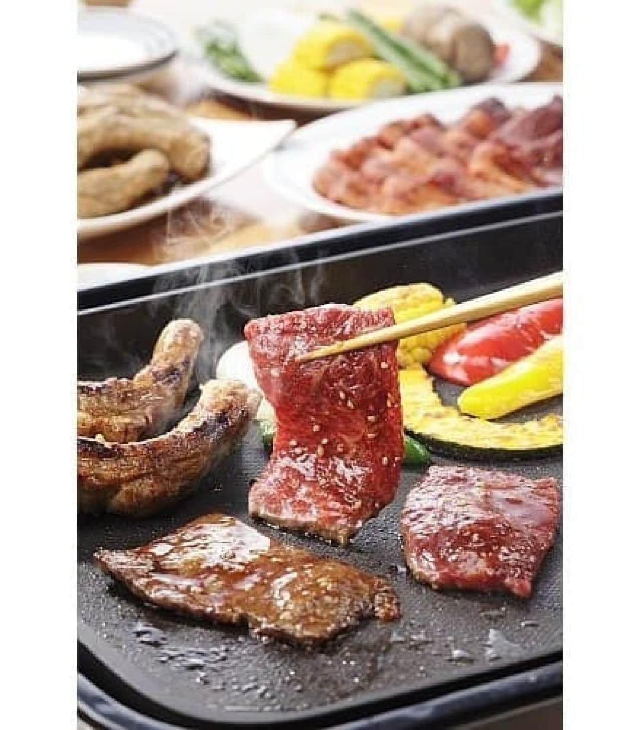家焼肉の食べ方に関する意識調査