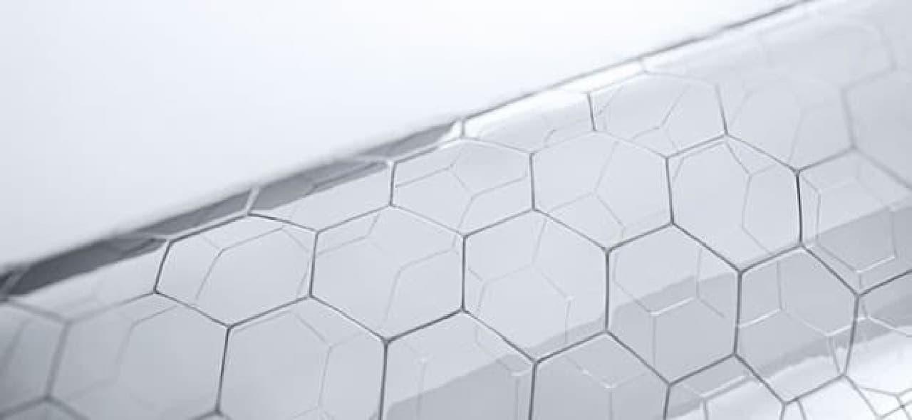 六角形格子構造で破れにくいコンドーム「LELO HEX」