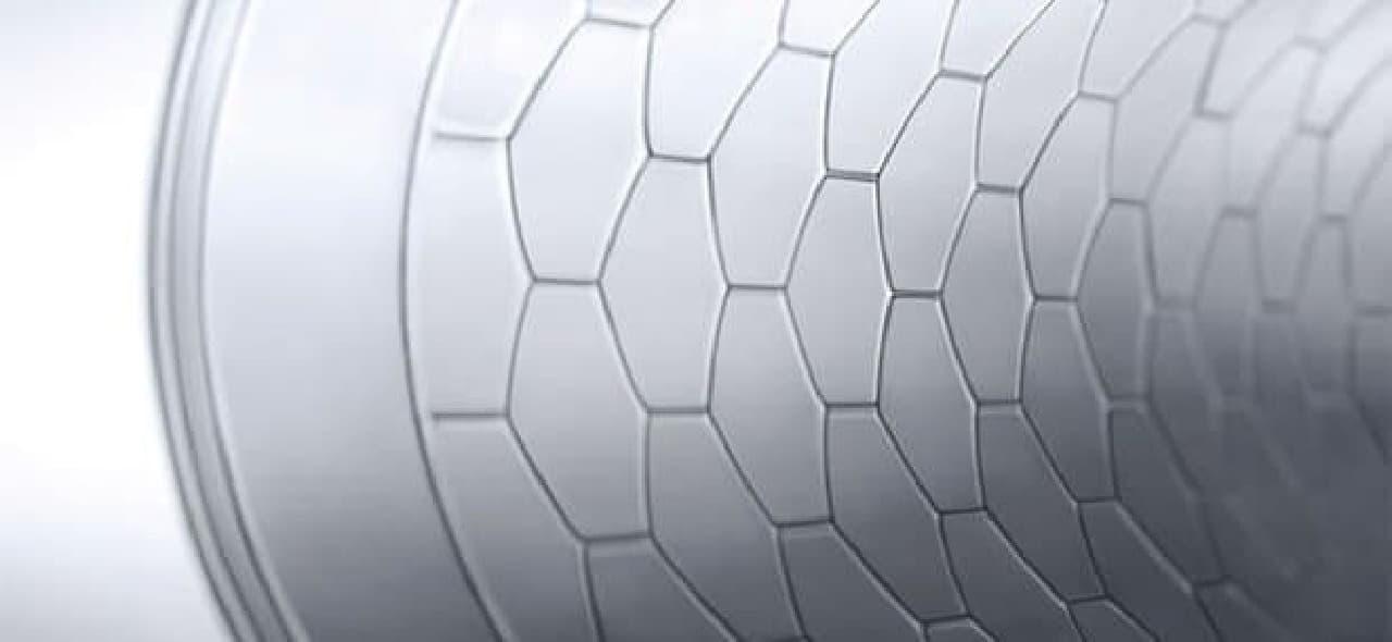 六角形格子構造で破れにくいコンドーム「LELO HEX」―