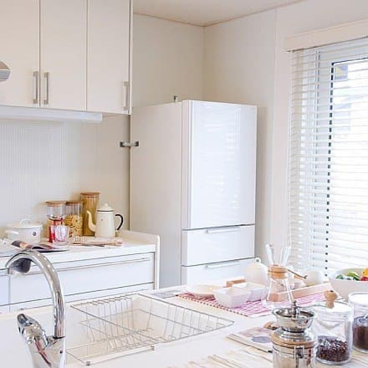 冷蔵庫用地震対策ベルト「200-QL009」