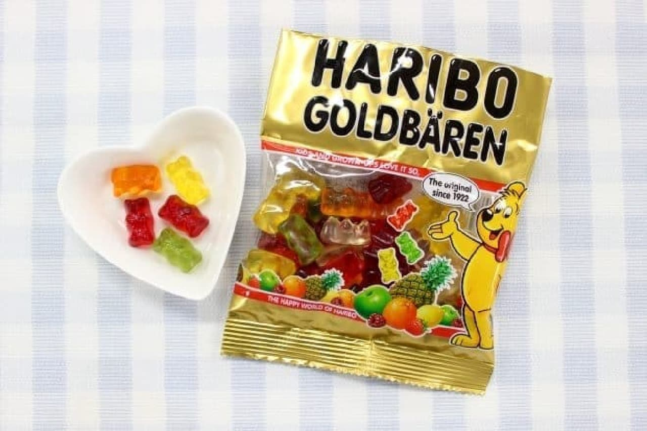 HARIBO(ハリボー)ゴールドベア
