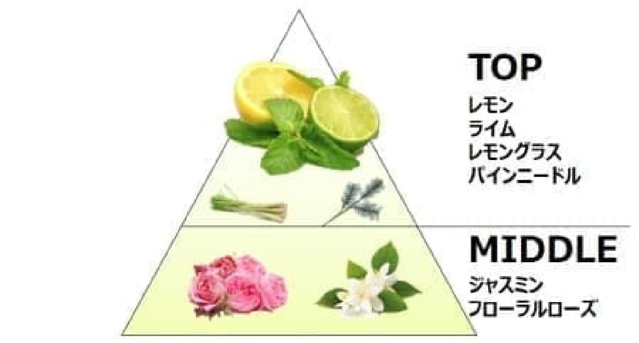 ライオン「Magica 除菌+(プラス) レモンピールの香り」