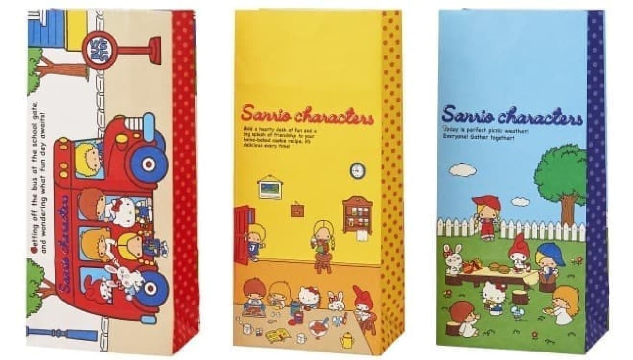 サンリオ「SANRIO Characters 70's-1970年代キャラクターシリーズ」