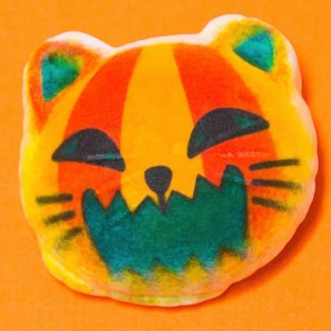 ネコがジャックオランタンやミイラに扮した「ハロウィーンニャシュマロ6個入り」販売開始