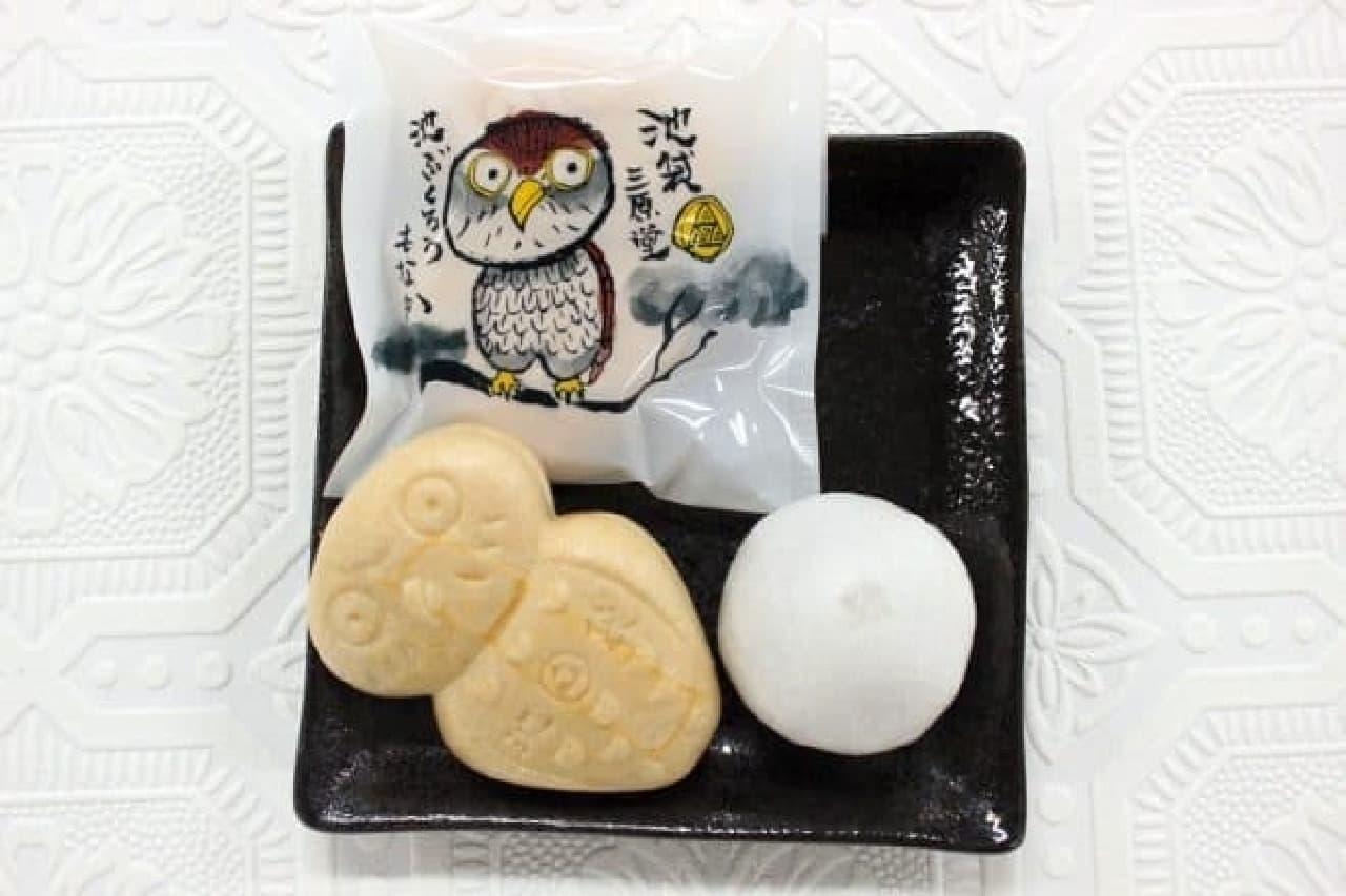 池袋の和菓子店「三原堂」