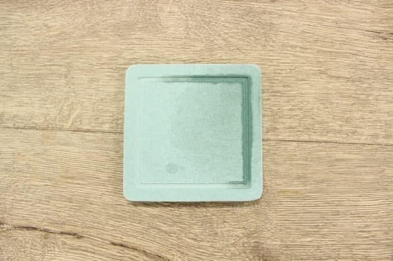 ヒロコーポレーションの「珪藻土コースター」