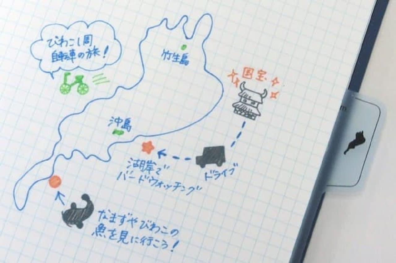 コクヨ工業滋賀「びわこテンプレート」