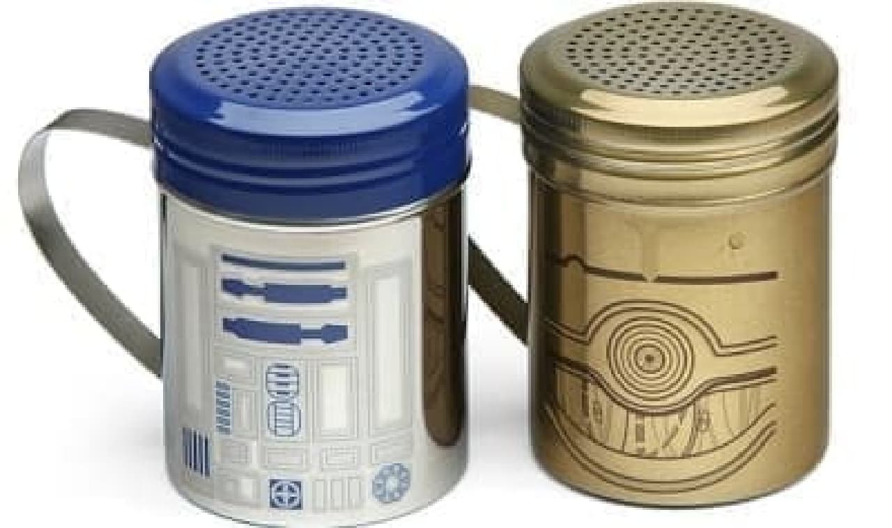 R2-D2が珈琲や紅茶をサーブ…「Star Wars R2-D2 Coffee Press」