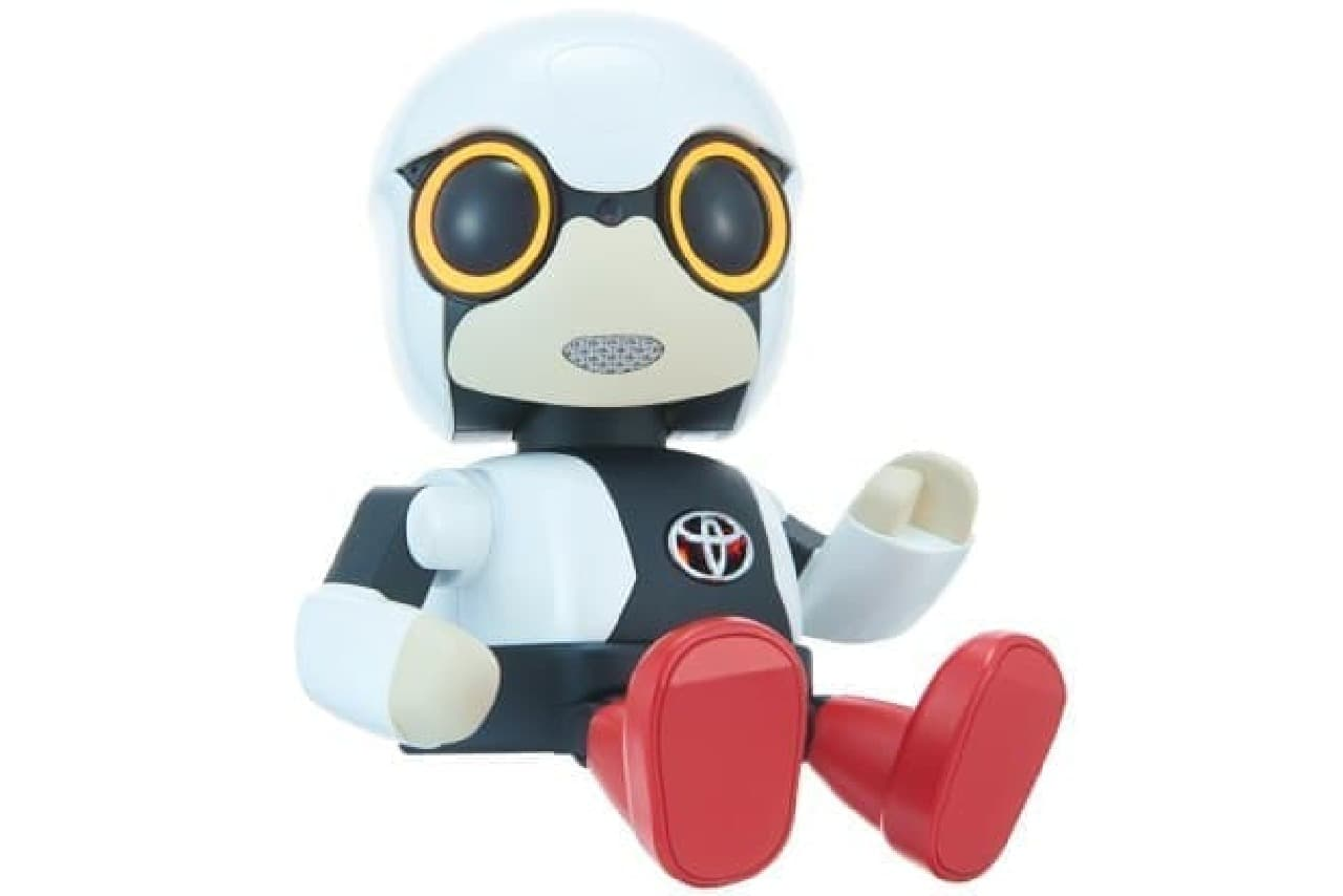 トヨタ「KIROBO mini」