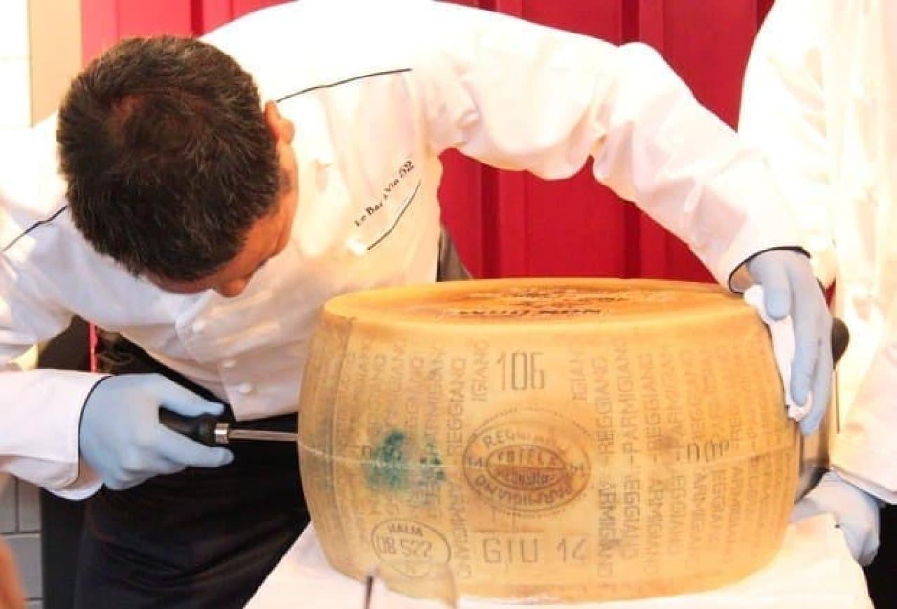 成城石井チーズフェスティバル