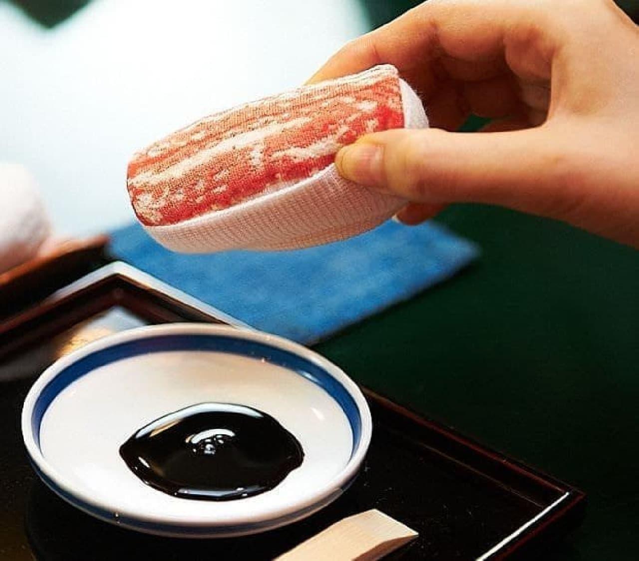 寿司そっくりなソックスSushi Socks