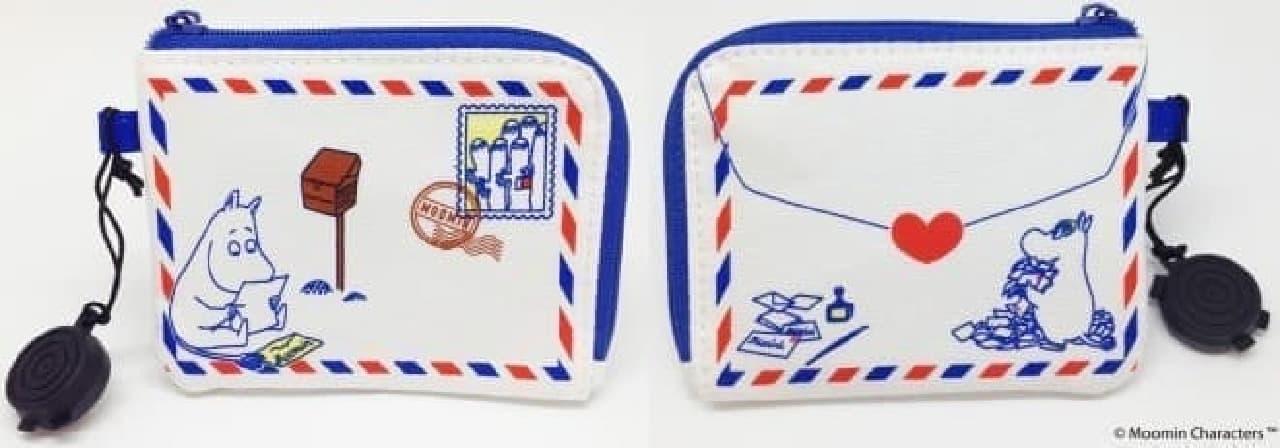 郵便局限定ムーミングッズ