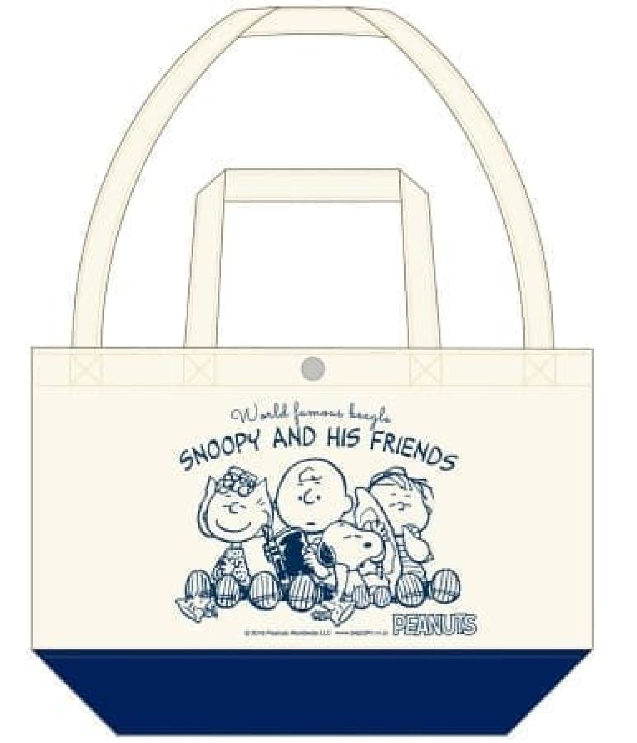 SNOOPYトートバッグ