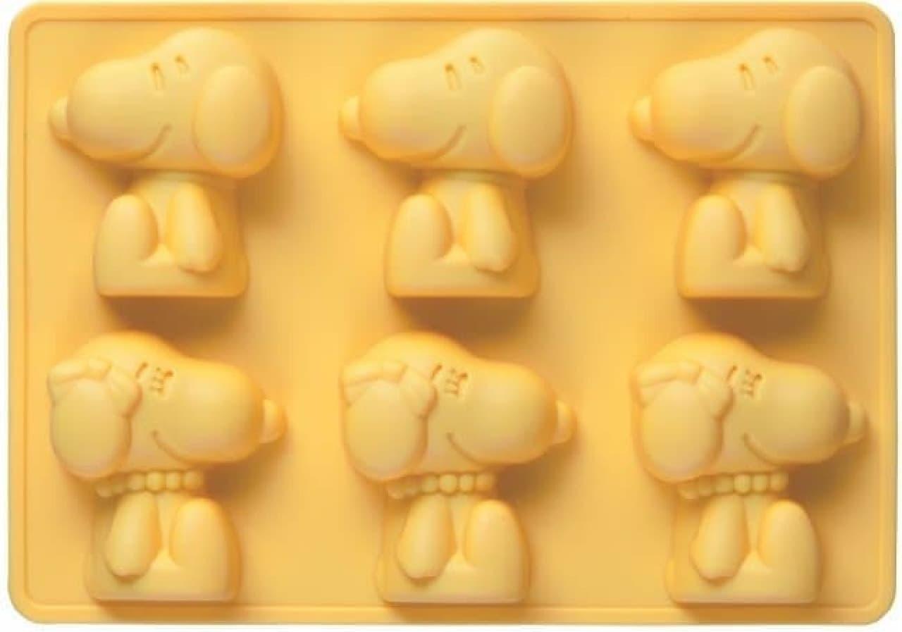 SNOOPYのHAPPYお菓子BOOK イエロー版