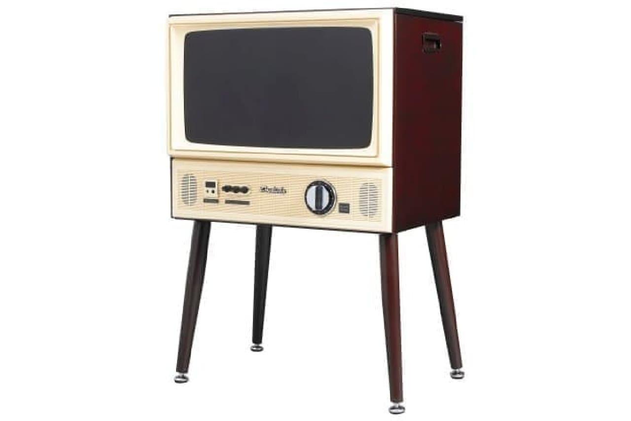 ブラウン管テレビみたいな20型液晶テレビ
